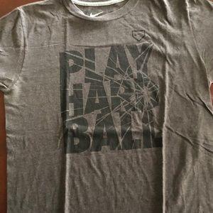 """🔥🔥🔥Make an offer! Nike """"Play Hard Ball"""" t-shirt"""